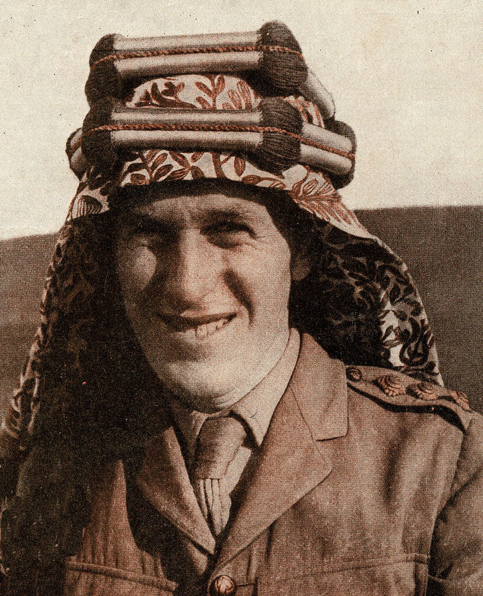 T.E. Lawrence : Lawrence of Arabia