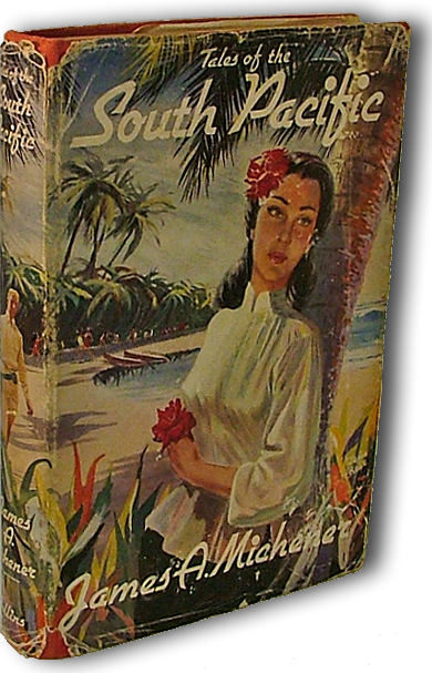 Michener Tales Of The South Pacific - Tales of the south pacific