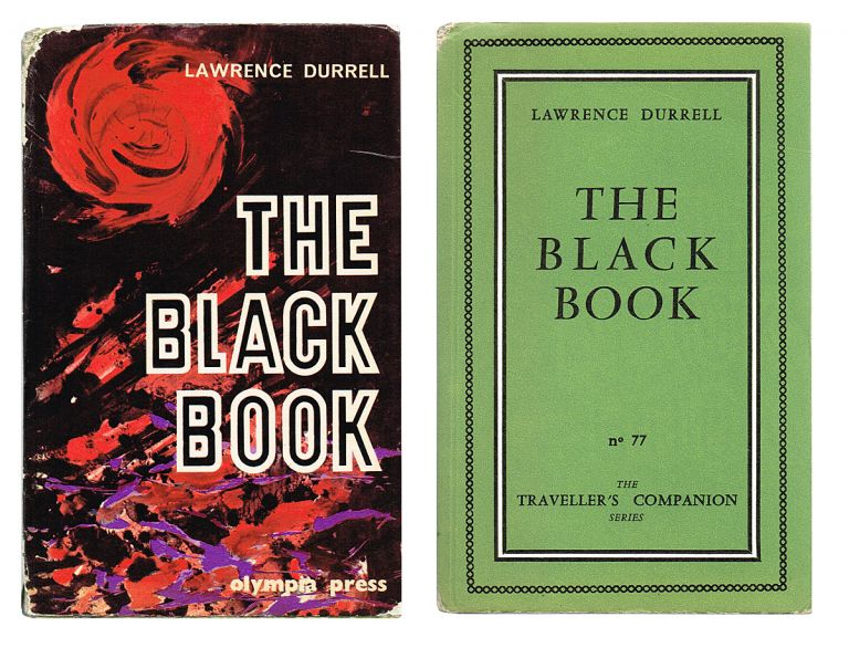 The Black Book (The Traveller's Companion Series : No 77). Lawrence Durrell.
