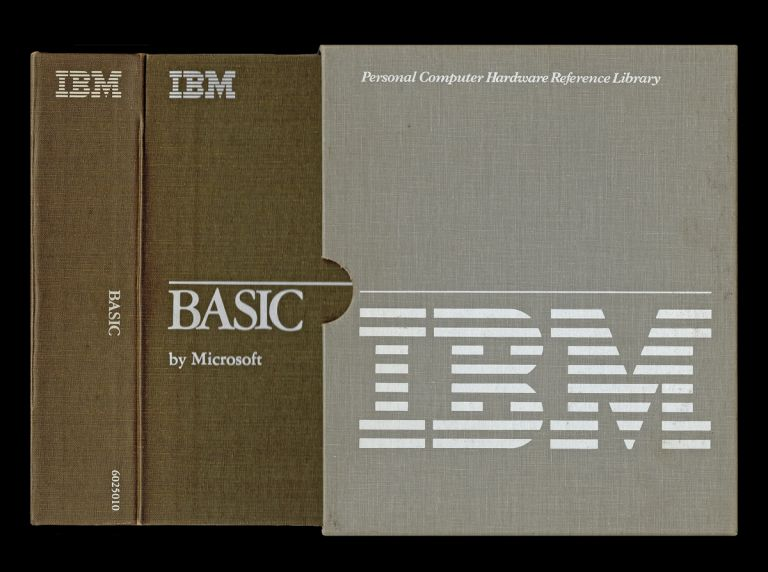 Basic by Microsoft : IBM Personal Computer Hardware Reference Library. IBM Corp.
