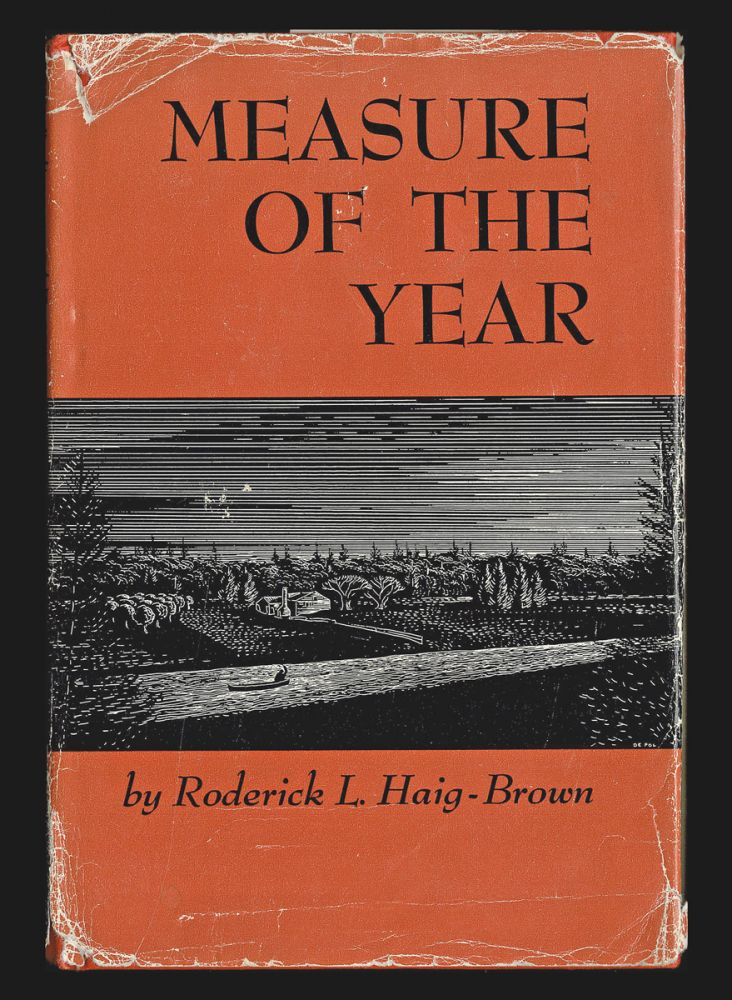 Measure of the Year. Roderick L. Haig-Brown.