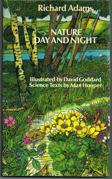 Nature Day and Night. Richard Adams.