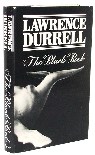 The Black Book (Signed First Edition). Lawrence Durrell.