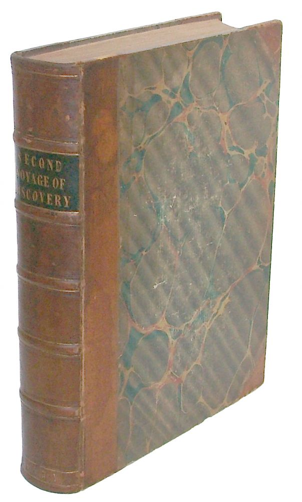 Journal of a Second Voyage for the Discovery of a North-West Passage From the Atlantic to the Pacific Performed in the Years 1821-22-23. Captain Parry, Sir William Edward.
