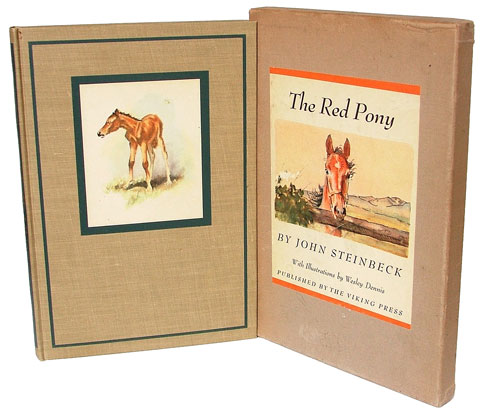 the red pony book report