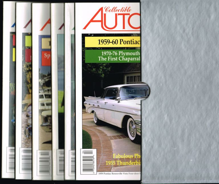 Collectible Automobile - Volume 15, Numbers 1 - 6. John Biel, -in-Chief.