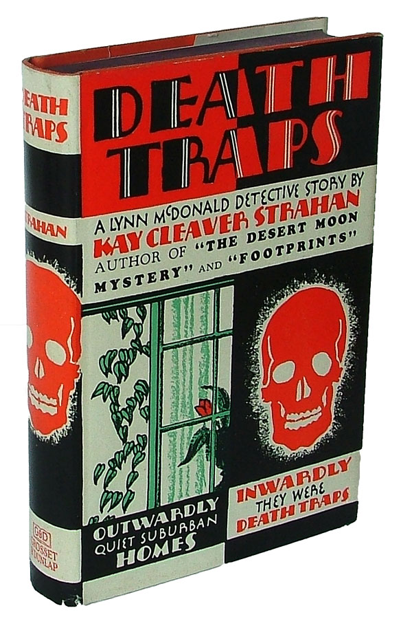 Death Traps (Crime Club). Kay Cleaver Strahan.