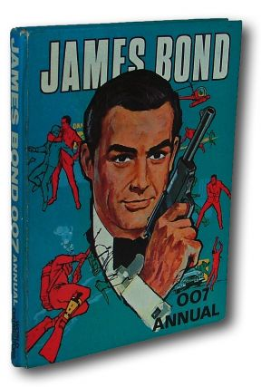 James Bond 007 Annual (Books into Film). Eon, Glidrose Productions.