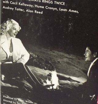 The Postman Always Rings Twice (Photoplay Edition, Books into Film, Noir)