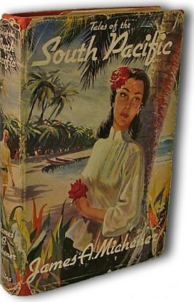 Tales of the South Pacific (Books into Film, Pulitzer Prize). James A. Michener.