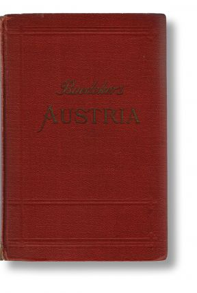 Austria Together With Budapest, Prague, Karlsbad, Marienbad (Hinrichsen E059, 12th [last...
