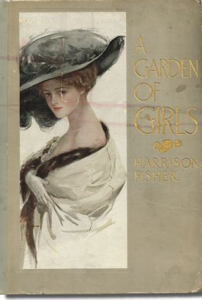 Garden of Girls. Harrison Fisher.
