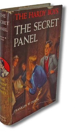 The Secret Panel (The Hardy Boys # 25). Franklin W. Dixon, Harriet S. Adams.