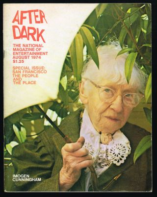 After Dark: The National Magazine of Entertainment, August 1974. Vol. 7 No. 4, Special Issue: San Francisco the People & the Place (Vintage Gay, Theater, Erotica). William Como.