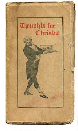 Thoughts for Christmas : From the Christmas Books by Charles Dickens. Charles Dickens, Harriet A. Townsend.