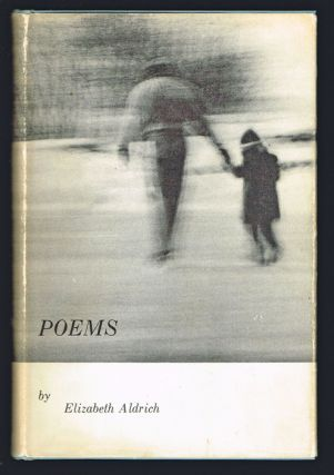 Poems (Signed). Elizabeth Aldrich.