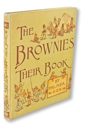 The Brownies : Their Book (with 19th Century Dust Jacket)