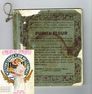 Purity Flour Cook Book (The First Cookbook to Promote Purity Flour
