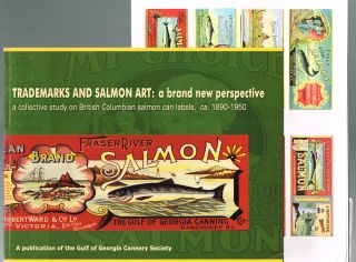Trademarks and Salmon Art : A Brand New Perspective
