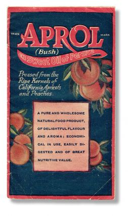 Favorite Recipes : Aprol - The Sweet Oil of Persica. W. J. Bush Citrus Products Co. Inc.