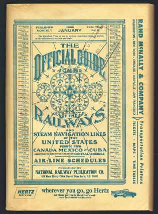 The Official Guide of the Railways and Steam Navigation Lines of the United States, Puerto Rico,...
