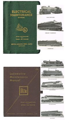 Locomotive Maintenance Manual - Road Locomotives with Model 244 Engine * together with *...