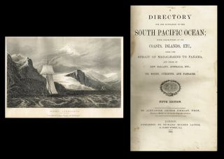 A Directory for the Navigation of the South Pacific Ocean (w. Maps