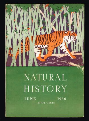 Natural History : The Journal of The American Museum of Natural History. Volume XXXVIII No. 1....