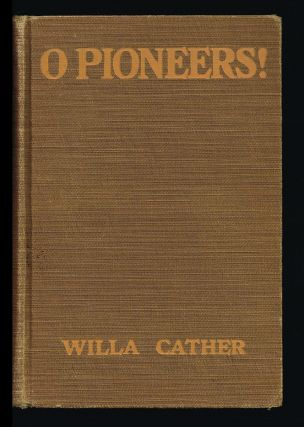 O Pioneers ! Willa Sibert Cather