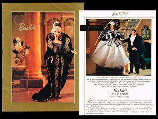 Collecting Barbie : Vol. 1 No. 1 - September, 1995. Mattel Canada Inc.