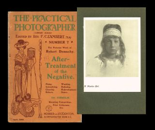The Practical Photographer : Library Series Number 7. April, 1904 (Robert Demachy Photographs). Rev. F. C. Lambert, Robert Demachy, Photographer.