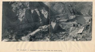Documentary Archive of Photographs Showing the Construction of the Warsak Hydro-Electric Dam,...