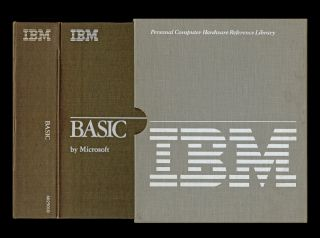 Basic by Microsoft : IBM Personal Computer Hardware Reference Library. IBM Corp