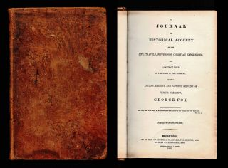 A Journal or Historical Account of the Life, Travels, Sufferings, Christian Experiences, and...