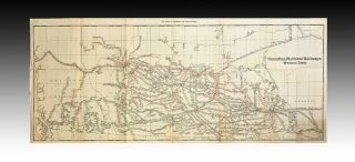 Canadian National Railways : Western Lines. Not Stated