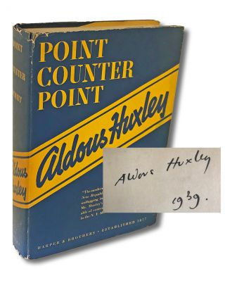 Point Counter Point (Signed