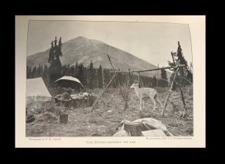 The Wilderness of the Upper Yukon : A Hunter's Explorations for Wild Sheep in Sub-Arctic Mountains