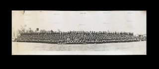 Boy Scouts, Sea Scouts, Rovers] Panoramic Photograph of The First Canadian Jamboree - July 16-24,...