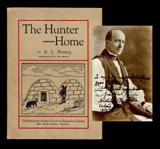 [Inuit, Baffin Island, Arctic] The Hunter-Home or Joseph Pudlo : A Life Obedient to a Commanding Purpose