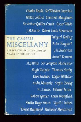 Cassell Miscellany: Selections From a Hundred Years of Publishing. Fred Urquhart.
