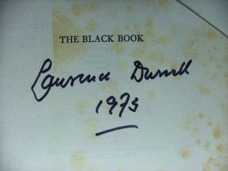 The Black Book (Signed First Edition)
