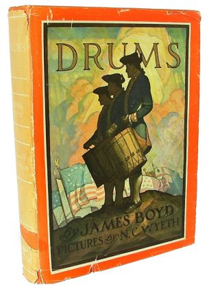 Drums (Books into Film). James Boyd.