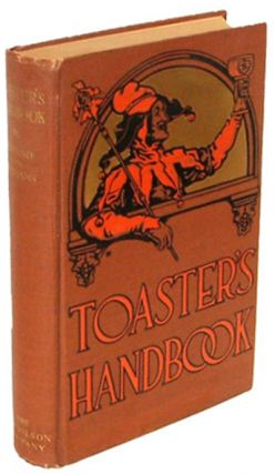 Toaster's Handbook: Jokes, Stories and Quotations. Peggy Edmund, Harold Workman Williams