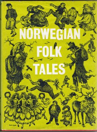 Norwegian Folk Tales. Various, Pat Iverson, Carl Norman.