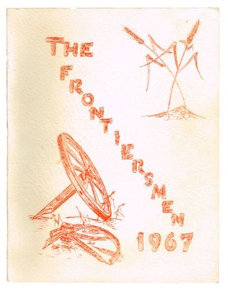 The Frontiersman 1967 (Local History). Frontier Jubilee Committee.