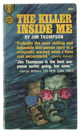 The Killer Inside Me (Gold Medal K1522). Jim Thompson.