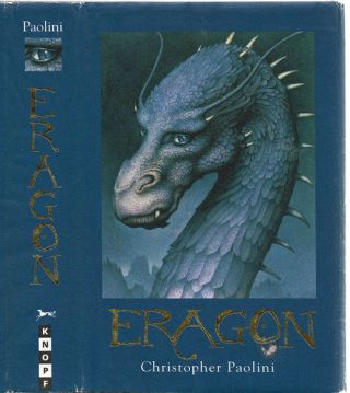 Eragon (Inheritance, Book 1). Christopher Paolini.