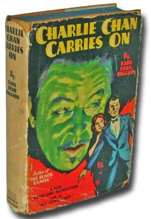 "Charlie Chan Carries On (Photoplay Edition, ""Lost Film""). Earl Derr Biggers"