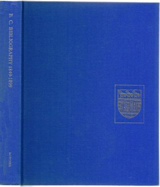 A Bibliography of British Columbia - Laying the Foundations 1849-1899. Barbara J. Lowther