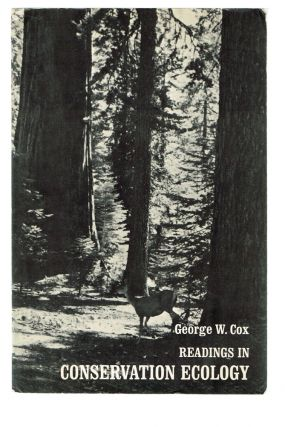 Readings in Conservation Ecology. George W. Cox